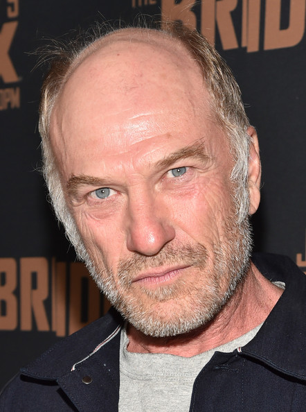 Ted Levine Photos Photos - 'The Bridge' Premieres in West ...