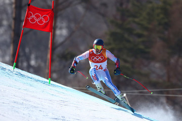 Ted Ligety Alpine Skiing - Winter Olympics Day 7