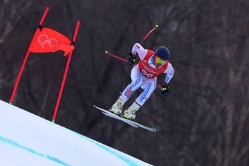Ted Ligety Alpine Skiing - Winter Olympics Day 0