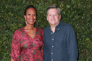 Ted Sarandos Nicole Avant CHANEL Dinner Celebrating Our Majestic Oceans, A Benefit For NRDC