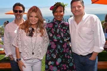 Ted Sarandos Nicole Avant Children Mending Hearts 7th Annual Fundraiser Presented by Material Girl and Michael Stars