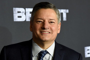 Ted Sarandos Premiere of Netflix's 'Bright' - Red Carpet