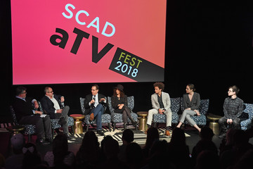 "Ted Sutherland SCAD aTVfest 2018 - ""Rise"""