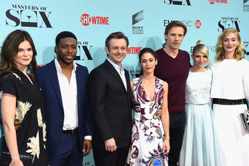 Teddy Sears Screening of Showtime and Sony Pictures Television's 'Masters Of Sex' - Arrivals