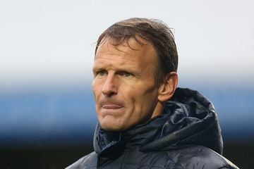 Teddy Sheringham Northampton Town v Stevenage - Sky Bet League Two
