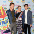 Nat Wolff and Ansel Elgort