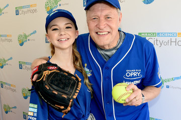 Tegan Marie 28th Annual City Of Hope Celebrity Softball Game - Arrivals