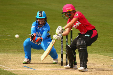 Tegan McPharlin WBBL - Strikers vs Sixers