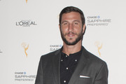 Actor Pablo Schreiber arrives at the Television Academy Celebrates The 67th Emmy Award Nominees for Outstanding Performances at Montage Beverly Hills on September 19, 2015 in Beverly Hills, California.
