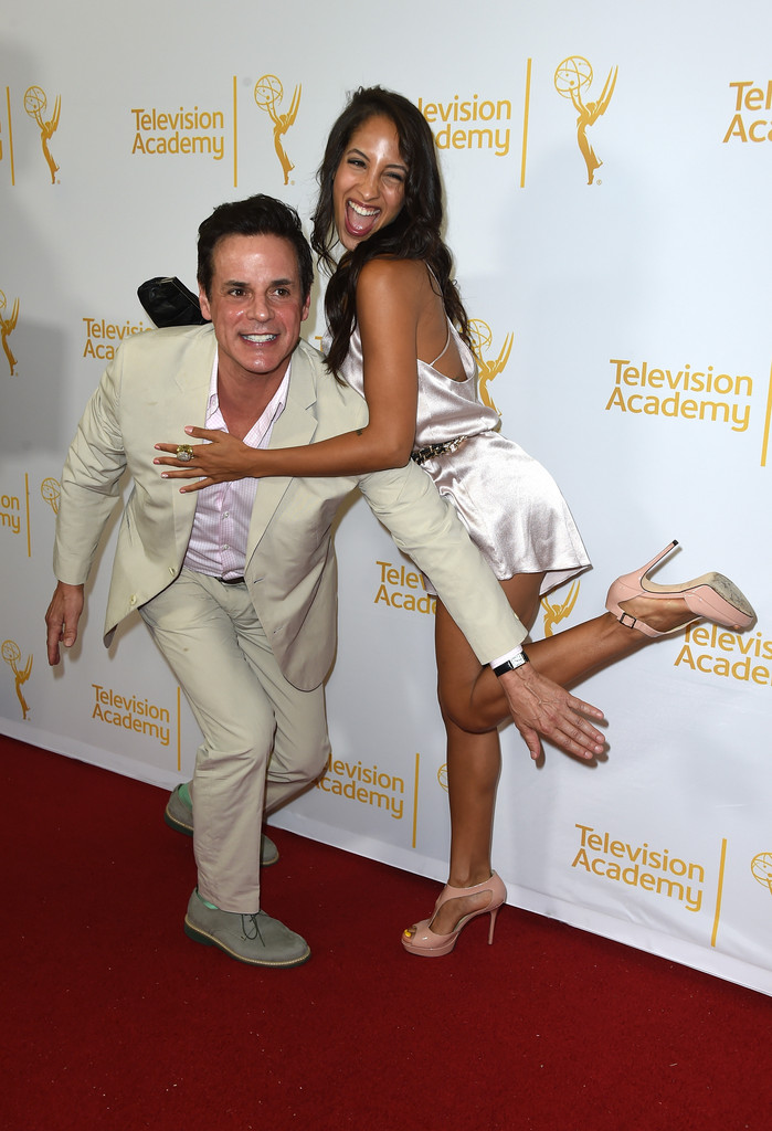 Christel Khalil and Christian LeBlanc Photos Photos - Zimbio