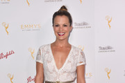 Actress Melissa Claire Egan attends a cocktail reception hosted by the Academy of Television Arts & Sciences celebrating the Daytime Peer Group at Montage Beverly Hills on August 26, 2015 in Beverly Hills, California.