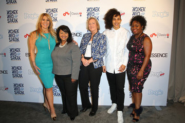 Telle Whitney Women Who Spark Presented by Intel -Arrivals