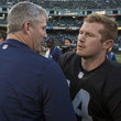 Matt McGloin Mike Munchak Photos