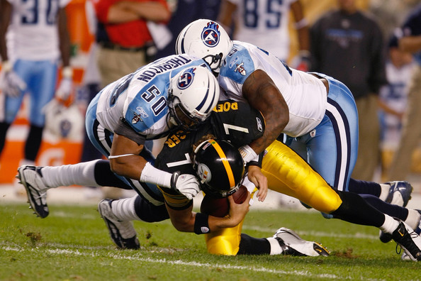 Tennessee+Titans+v+Pittsburgh+Steelers+N