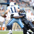 Chris Simms Tennessee Titans v Seattle Seahawks