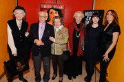 Actors Elaine Stritch, Eli Wallach, Anne Jackson, Ellen Burstyn, Bryce Dallas Howard and director Jodie Markell at the Tennessee Williams on Screen and Stage panel discussion at The Times Center on December 9, 2009 in New York City.