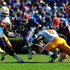 Chris Rainey Photos - Chris Rainey #3 of the Florida Gators runs for a first down during the game against the Tennessee Volunteers at Ben Hill Griffin Stadium on September 19, 2009 in Gainesville, Florida. - Tennessee v Florida