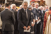 Former British Prime Minister Tony Blair attends the service to commemorate the tenth anniversary of the London 7/7 bonbings at St Pauls Cathedral on July 7, 2015 in London, England.  Today is the tenth anniversary of the 7/7 bombings, when four suicide bombers struck transport system in central London on Thursday 7 July 2005, killing 52 people and injuring more than 770 in simultaneous attacks.