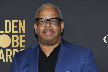 Terence Blanchard HFPA And THR Golden Globe Ambassador Party - Press Conference And Arrivals