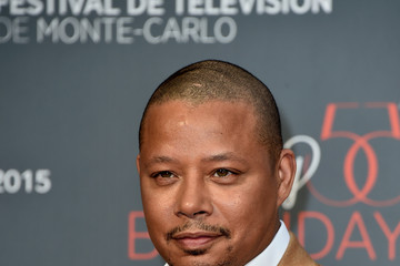 Terence Howard 55th Monte Carlo TV Festival : Day 4