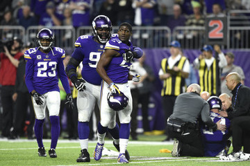 Terence Newman Divisional Round - New Orleans Saints v Minnesota Vikings