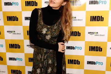 Teresa Palmer The IMDb Studio At The 2017 Sundance Film Festival Featuring The Filmmaker Discovery Lounge, Presented By Amazon Video Direct: Day One - 2017 Park City
