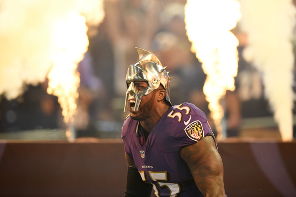 Terrell Suggs - Pittsburgh Steelers v Baltimore Ravens