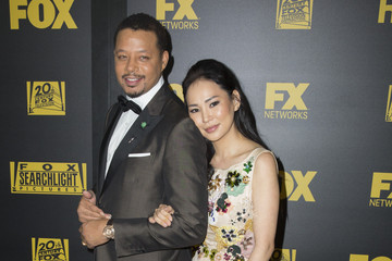 Terrence Howard Fox and FX's 2016 Golden Globe Awards Party - Arrivals
