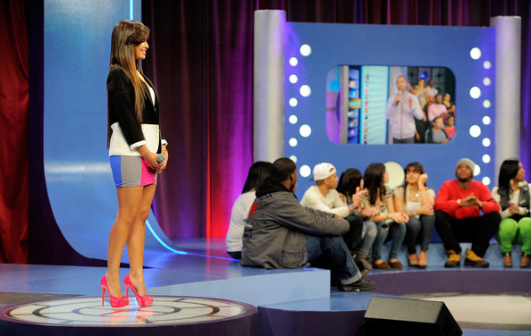 """Day 26 Visits BET's """"106 & Park"""""""
