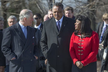 Terri Sewell Prince Charles Visit Washington, DC: Day 2