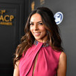 Terri Seymour BET Presents The 51st NAACP Image Awards - Red Carpet
