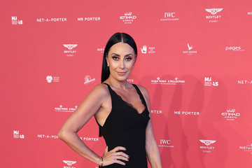 Terry Biviano MAAS Centre for Fashion Ball - Arrivals