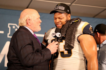 Terry Bradshaw NFC Championship - Los Angeles Rams v New Orleans Saints