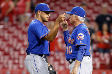Terry Collins New York Mets v Cincinnati Reds