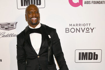 Terry Crews Marriott Bonvoy Moments At The 27th Annual Elton John AIDS Foundation Academy Awards Viewing Party Celebrating EJAF And The 91st Academy Awards - Arrivals