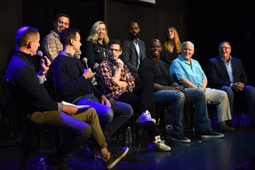 "Terry Crews Andy Samberg Universal Television's FYC @ UCB - ""Brooklyn Nine-Nine"" - Panel"