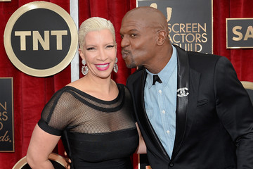 Terry Crews 21st Annual Screen Actors Guild Awards - Red Carpet