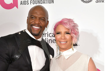 Terry Crews 27th Annual Elton John AIDS Foundation Academy Awards Viewing Party Celebrating EJAF And The 91st Academy Awards - Arrivals