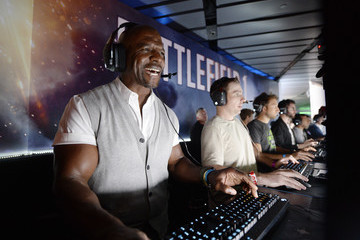 Terry Crews Game Maker Electronic Arts (EA) Hosts Its Annual Press Conference in Los Angeles