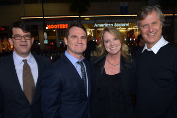 """Terry Curtin Premiere Of Relativity Media's """"Safe Haven"""" - Red Carpet"""