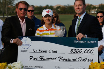 Terry Duffy CME Group Titleholders - Final Round