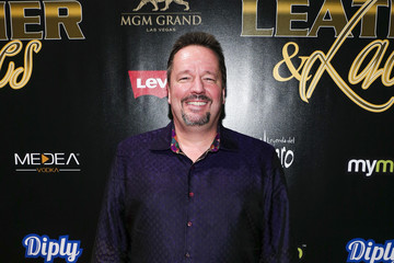 Terry Fator The 13th Annual 'Leather & Laces' Mega Party at Super Bowl 50 - Night 1