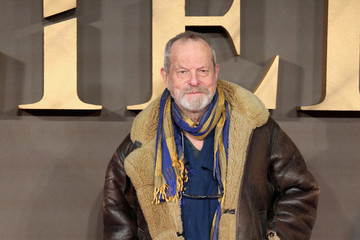 Terry Gilliam 'Allied' - UK Premiere - Red Carpet Arrivals