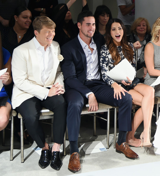 Front Row at Mark Zunino