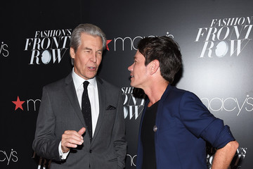 Terry Lundgren Macy's Presents Fashion Front Row - After Party