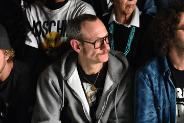 Terry Richardson Seen Around Fall 2016 New York Fashion Week: The Shows - Day 5
