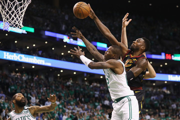 Terry Rozier Cleveland Cavaliers vs. Boston Celtics - Game Five