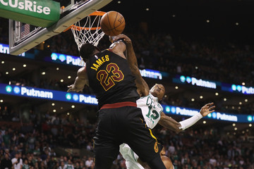 Terry Rozier Cleveland Cavaliers Vs. Boston Celtics - Game Seven