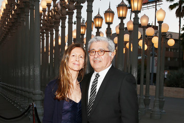 Terry Semel LACMA 50th Anniversary Gala Sponsored By Christies - Red Carpet