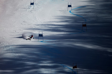 Tess Arbez Alpine Skiing - Winter Olympics Day 6